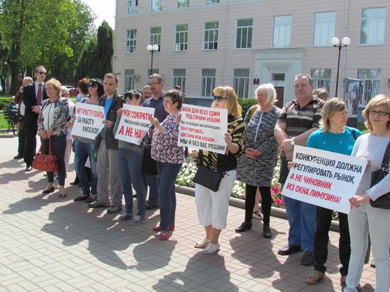Воронежских предпринимателей задушили резким увеличением платы за землю