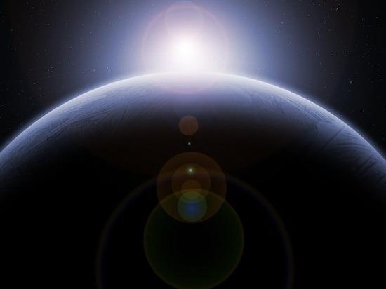 Астрономы нашли воду в атмосфере далекой планеты