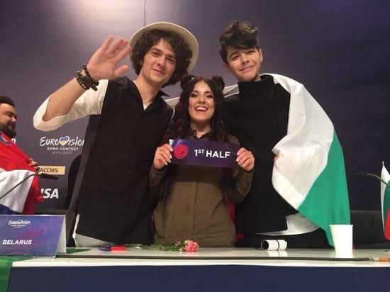 На «Евровидении 2017» ученик Билана Кристиан Костов счастливо избежал депортации