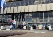 Московские судебные приставы опровергли информацию о запрете выезда за границу телеведущего Дмитрия Шепелева