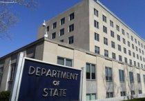 Госдепартамент США прокомментировал введение новых антироссийских санкций на Украине, в частности, запрет деятельности многих российских СМИ на территории страны