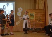 В рамках празднования Дня Победы в общеобразовательной школе №16 прошло торжественное мероприятие