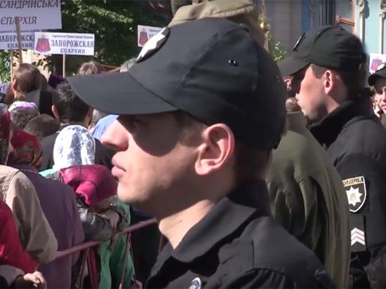 Украина на пороге религиозной войны: плач у стен Верховной Рады