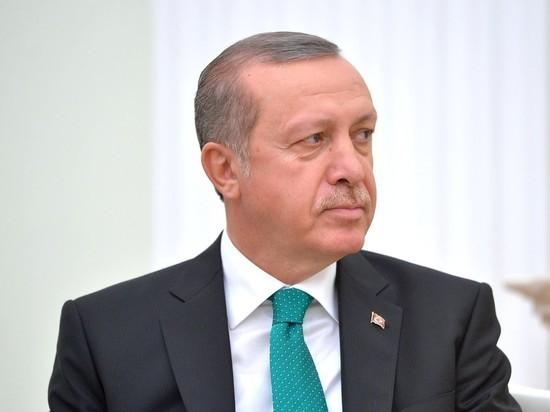 Эрдоган понаблюдал за избиением демонстрантов в США его охраной