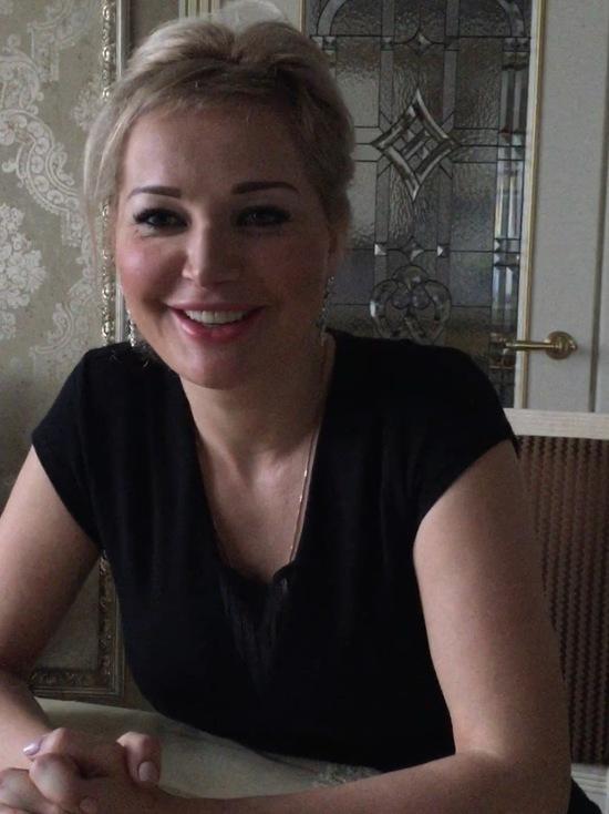 А еще оперная дива рассказала, как впервые кормила грудью и почему не хочет оставлять могилу мужа в Киеве