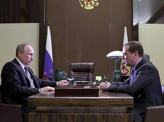 Медведев против статистики: премьер ускорит темпы роста ВВП