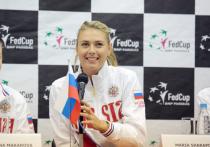 Шараповала поднялась на 38 строчек в мировом рейтинге WTA