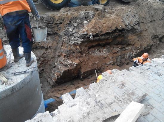 Из-за этого археологи решили закопать находку в целях консервации
