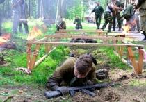 Военно-спортивный центр «Маргеловец» провел акцию «Серпухов — город без наркотиков»