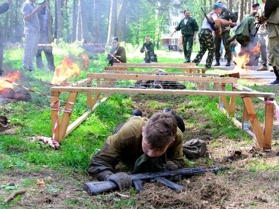 Военно-спортивный праздник прошел  в Серпухове