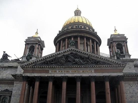 Жителям Санкт-Петербурга не дают обсудить судьбу Исаакиевского собора
