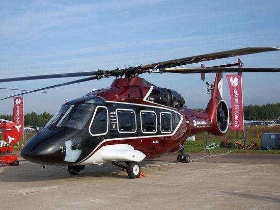 Обнародовано первое испытательное видео полёта вертолёта Ка-62