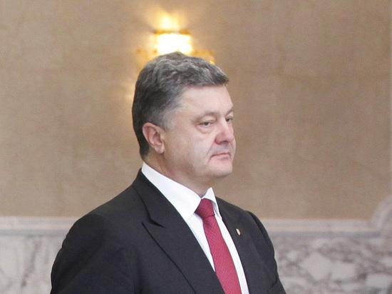 Президент Украины прибыл на открытие после капремонта знаменитой Потемкинской лестницы