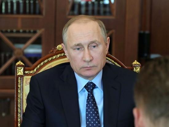 Путину предложили провести первую в истории России административную амнистию