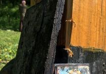Сжечь поклонный крест возле возле Спасо-Андроникова монастыря Москвы пытались неизвестные в минувшее воскресенье
