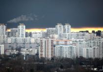 Ураган в Москве: высотные дома могли усилить ветер