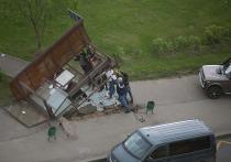 Московский ураган за час убил 11 человек