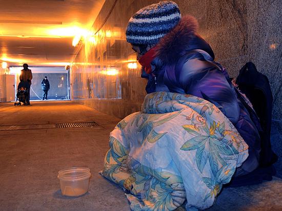 Младенец для попрошайничества стоит 60 000 рублей