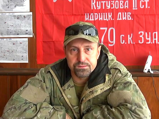 «Фронт на Донбассе нужно забетонировать!»