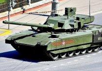 """Противотанковые средства, которые используются НАТО, могут оказаться не эффективными против российского танка Т-14 """"Армата"""""""