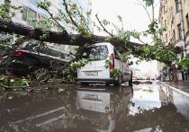 Почему ураган так легко снес крыши и остановки