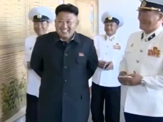 Ким Чен Ын приказал разработать оружие помощнее