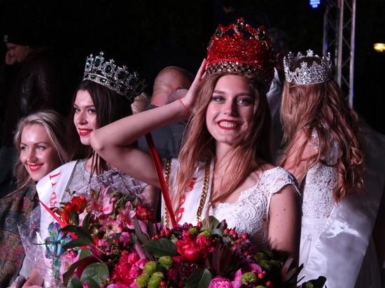 Алина Сильченко из Симферополя стала новой «Королевой Крыма»
