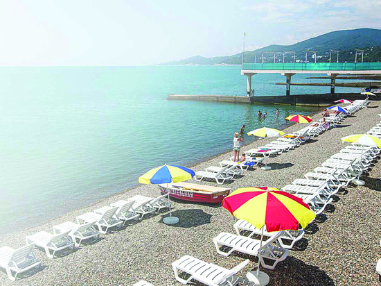 С 1 июня начнутся очередные проверки пляжей курорта