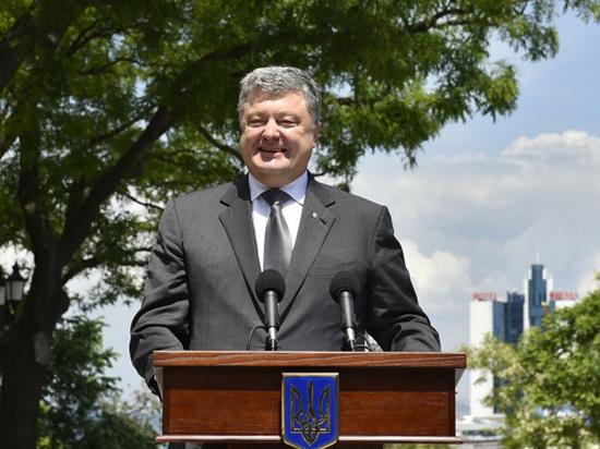Порошенко не сдержался после одобрения Сенатом Нидерландов ассоциации Украины с ЕС