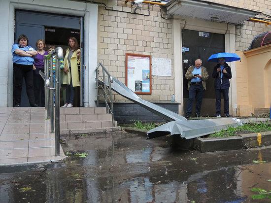 Ожидать ли москвичам повторения урагана: синоптики дали свой прогноз