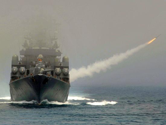 Пуски ракет «Калибр» в Сирии: ВМФ потренировался на террористах