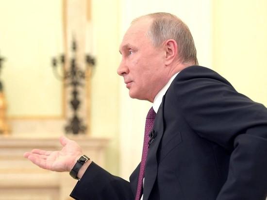 Путин рассказал о покушениях и пошутил про смерть