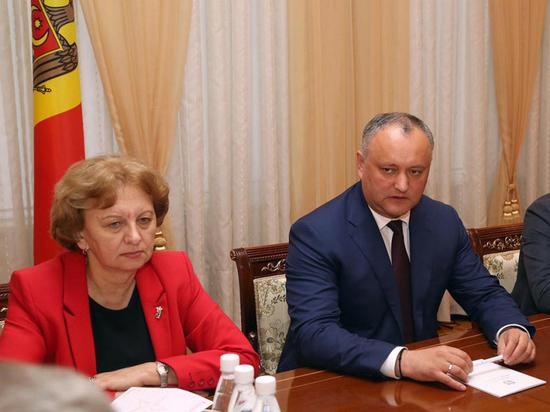 От высылки российских дипломатов может пострадать молдавский народ