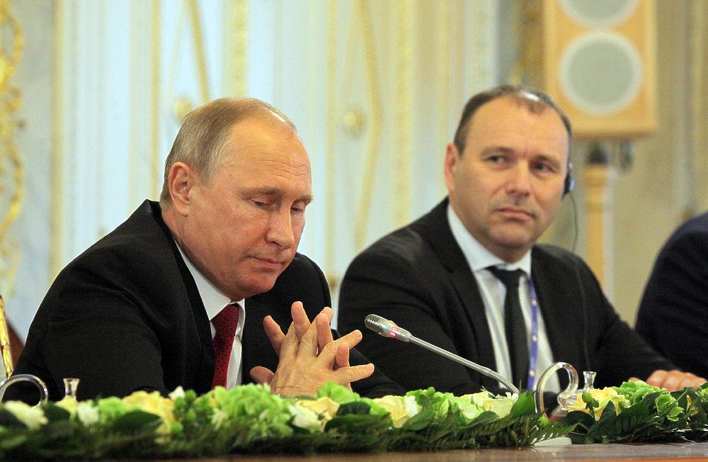 Путин на ПМЭФ рассказал о новом витке гонки вооружений