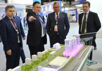 Губернатор Тверской области подписал первое соглашение на площадке ПМЭФ-2017