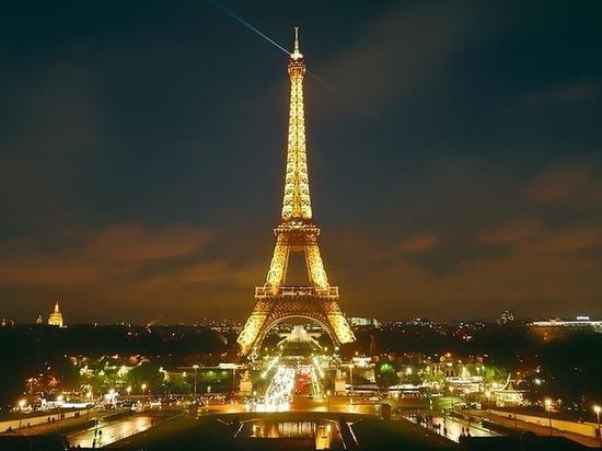 Рейтинг возглавил Париж