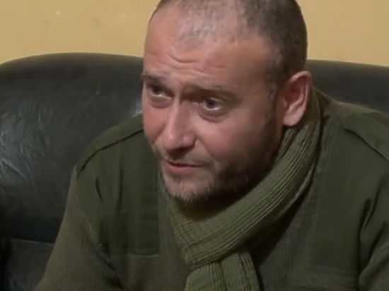 Ярош назвал возможным быстрый военный захват ЛНР и ДНР