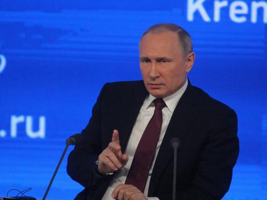 Путин ответит на вопросы по «Прямой линии» 15 июня