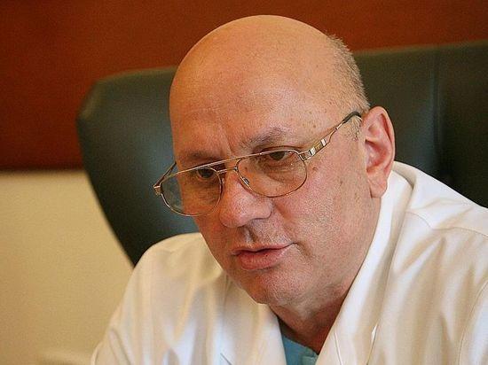 Глава НИИ Склифосовского Хубутия уволился после
