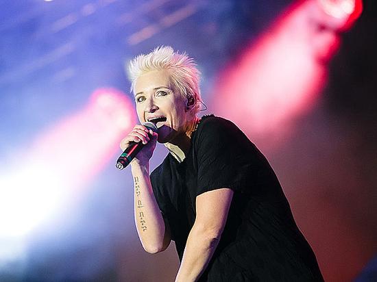 Диана Арбенина продолжила гастрольный тур выступлением в Москве