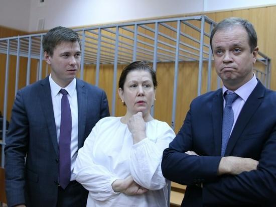 Она приговорена к 4 годам лишения свободы условно