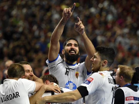 Македонский клуб с российскими корнями выиграл гандбольную Лигу чемпионов