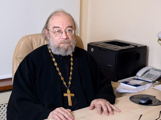 Автор первой в России диссертации по теологии: