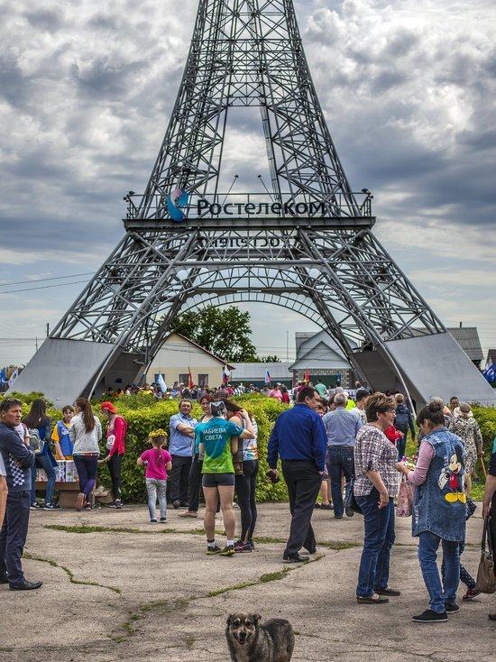 Увидеть Париж и одолеть: в Челябинской области состоялся легкоатлетический полумарафон