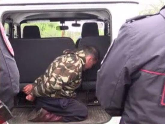 Электрик-убийца из Тверской области бросил на участке машину-гроб