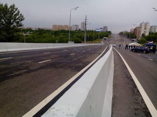 Дорога открылась 5 июня после трехлетнего ремонта