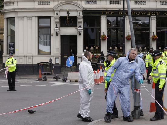 Один из террористов был известен ранее правоохранительным органам