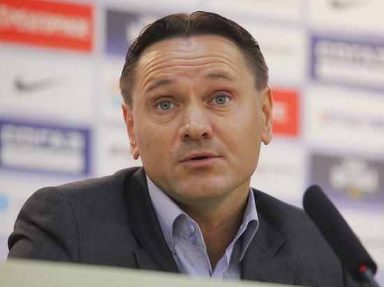 Дмитрий Аленичев назначен главным тренером красноярского