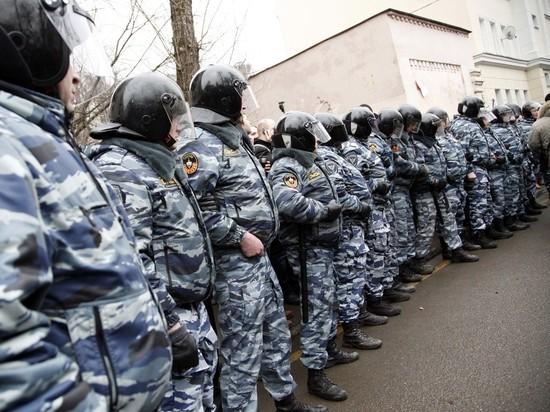 Нацгвардеец в суде раскрыл приёмы силовиков на митинге 26 марта