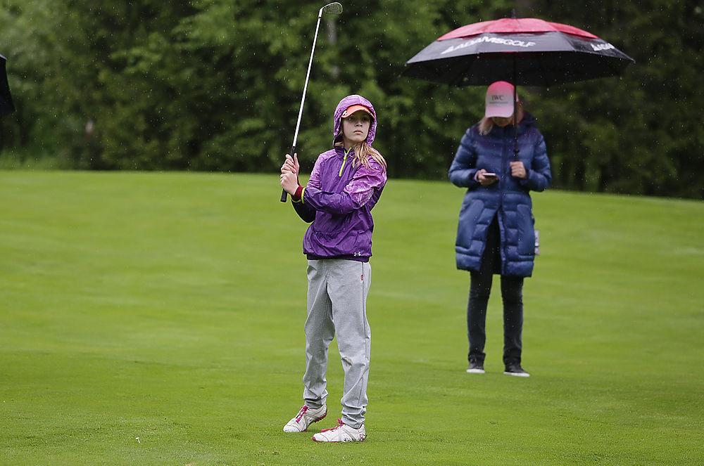 Благотворительный турнир по гольфу в Нахабине состоялся, несмотря на дождь